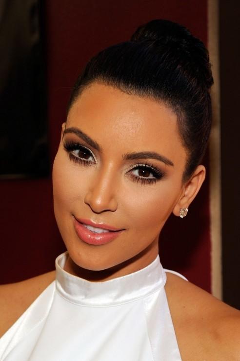 Kardashian Celebrity Makeup Tutorial Kim Kardashian